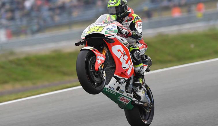 MotoGP: Victoria de Crutchlow en Termas