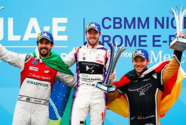 """Fórmula E: """"Pechito"""" López tuvo que abandonar"""