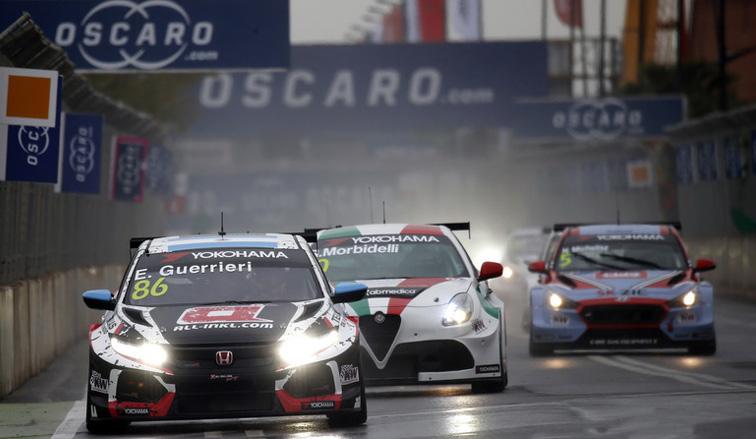 WTRC: Guerrieri terminó 8º en la segunda carrera