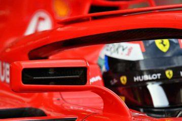 Fórmula 1: La FIA autoriza usar el halo como soporte de los retrovisores