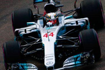 Fórmula 1: Hamilton también domina los Libres 2