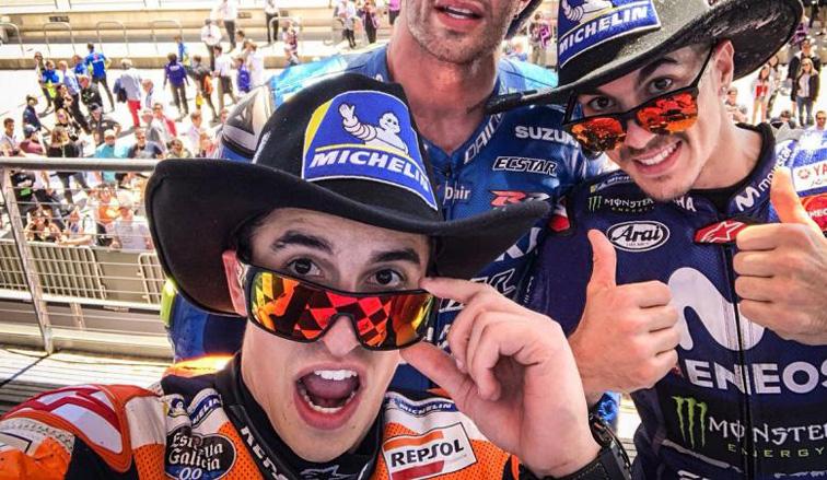 MotoGP: A Márquez no lo para ni la sanción