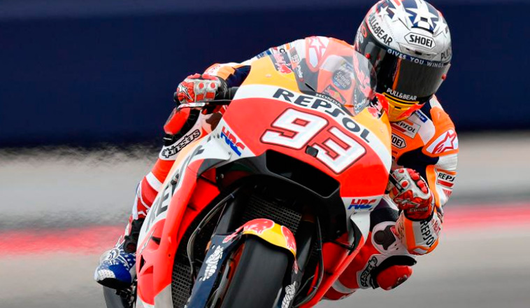 MotoGP: Todos acechan a Marquez