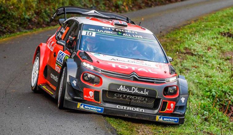 WRC: Meeke gana el Shakedown de Córcega