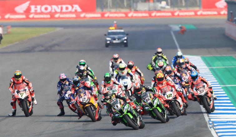 Super Bike: Mercado terminó 13º en la segunda carrera