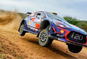 WRC: Mikkelsen domina la mañana