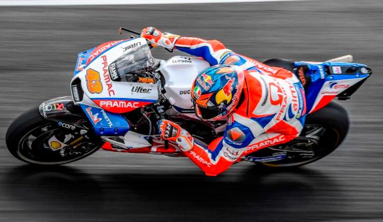 MotoGP: Miller sorprende con la pole en Termas
