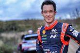 WRC: Thierry Neuville dueño de la noche cordobeza