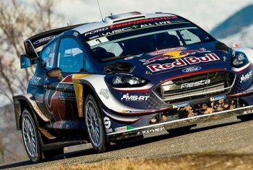 WRC: Ogier gana en Córcega