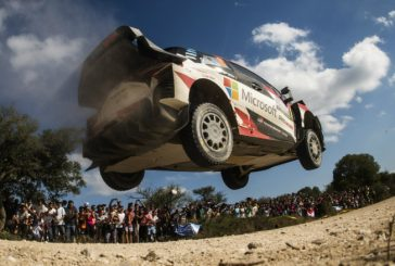 WRC: Tänak sigue imparable en Córdoba