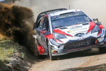 WRC: Un contundente Tänak se lleva la victoria en Argentina