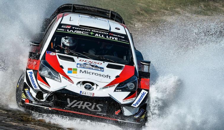 WRC: Tänak, líder indiscutido