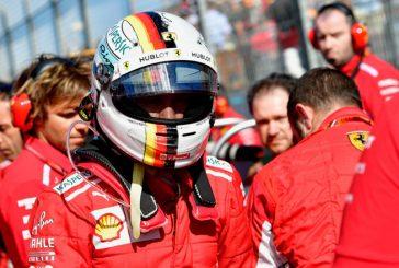 """Fórmula 1: """"Estamos peor que en 2017"""" afirma Vettel"""