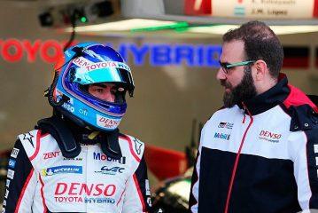 WEC: Alonso marcó lo mejor para Toyota en la primera práctica de Spa