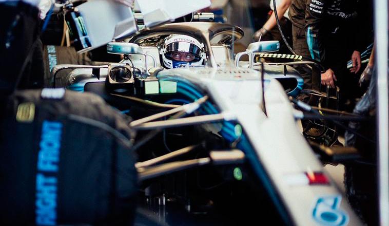 Fórmula 1: Mercedes comienza adelante en Barcelona