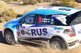 Rally Argentino: Cancio se lució ante su gente