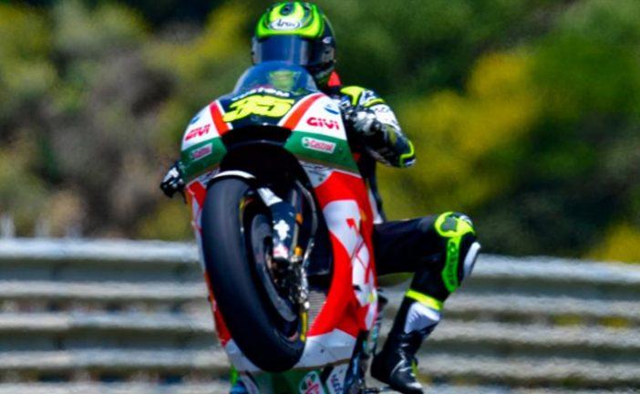MotoGP: Crutchlow se lleva la pole y deja una parrilla impredecible