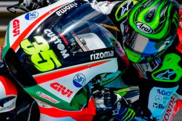 MotoGP: Crutchlow dominó el 2do entrenamiento