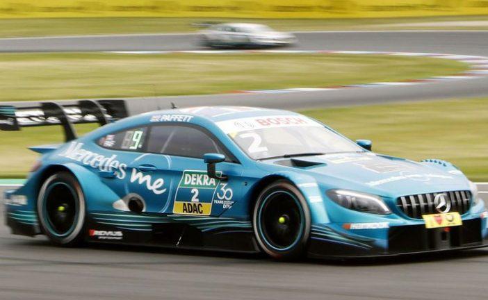 DTM: Gary Paffett gana la 2ª carrera de Lausitzring