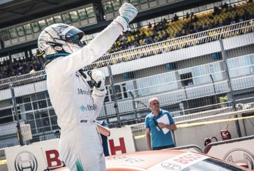 DTM: Gary Paffett inicia el DTM con victoria en Hockenheim