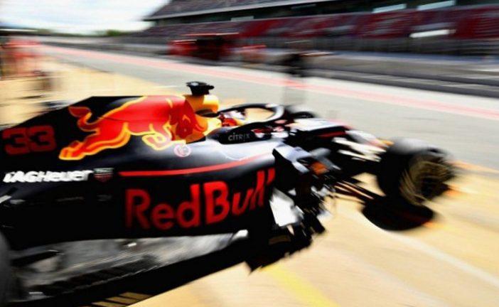 Fórmula 1: Verstappen marca el mejor tiempo en el primer día de test