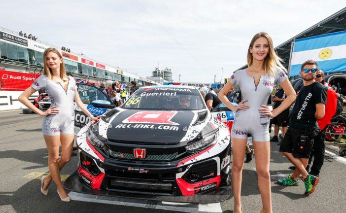 WTCR: En la segunda carrera, Guerrieri terminó 6º