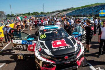 WTCR: Guerrieri en lo más alto del podio en Nurburgring