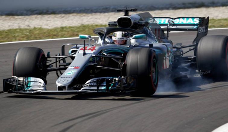 Fórmula 1: Mercedes sigue marcando la pauta en España