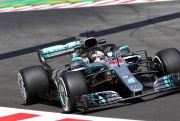 Fórmula 1: Estratoférica pole de Hamilton