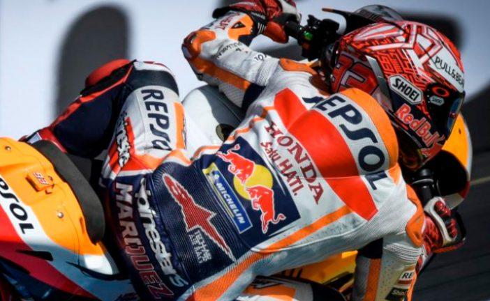 MotoGP: Márquez arranca como líder
