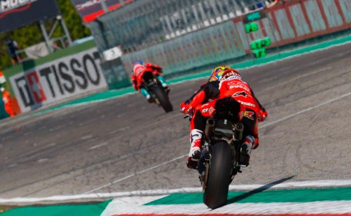Super Bike: Mercado arrancó con los entrenamientos en Imola