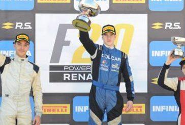 F2.0: Moscardini y un categórico triunfo