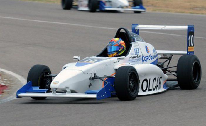 F2: Moscardini fue el más veloz en los dos entrenamientos