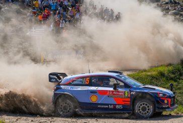 WRC: Neuville domina en Portugal