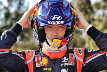 WRC: Thierry Neuville gana y toma la punta del campeonato