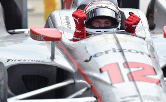 Indy Car: Will Power se consagra en Indy 500