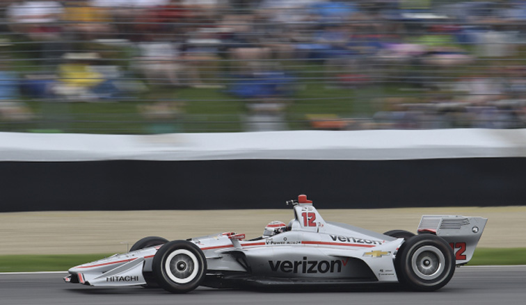 Indy Car: Tercera victoria de Power en el GP de Indy