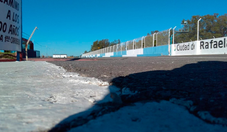"""STC2000: Se presentó la carrera en el """"Templo de la Velocidad"""""""