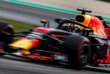 Fórmula 1: Ricciardo mete miedo en los Libres1