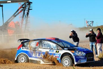 Rally Argentino: Villagra es la referencia en Cutral Co y Plaza Huincul