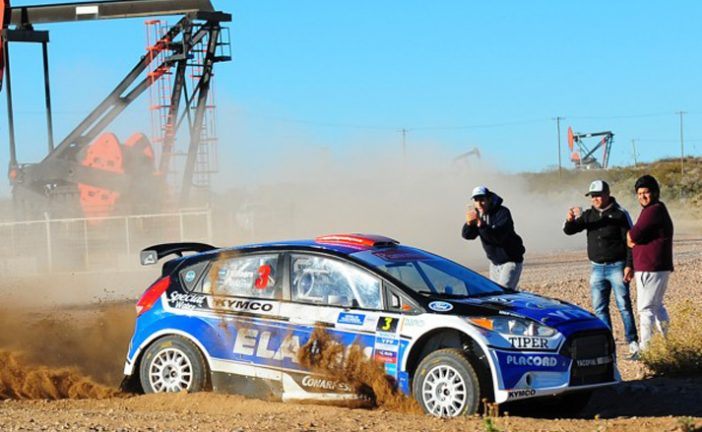 Rally Argentino: Villagra es la referencia en Cutral Co y Plaza Huincul