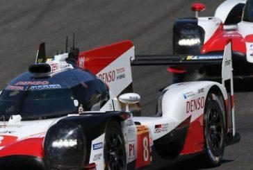 """WEC: Toyota reconoció haber """"congelado"""" el resultado en Spa"""