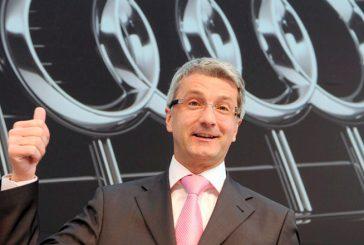 Detuvieron al presidente de Audi
