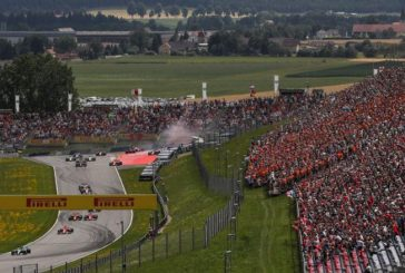 Fórmula 1: Todo listo para rodar en Austria
