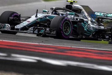 Fórmula 1: Bottas pone a Mercedes bien arriba