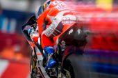 MotoGP: Dovizioso destronó a Iannone, que dominó el día en Mugello