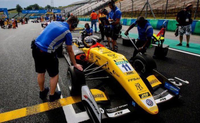 F3 Europea: Increíble 6º puesto para Sacha Fenestraz
