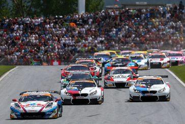 GT Masters: Puesto 22º para Guerrieri en Austria