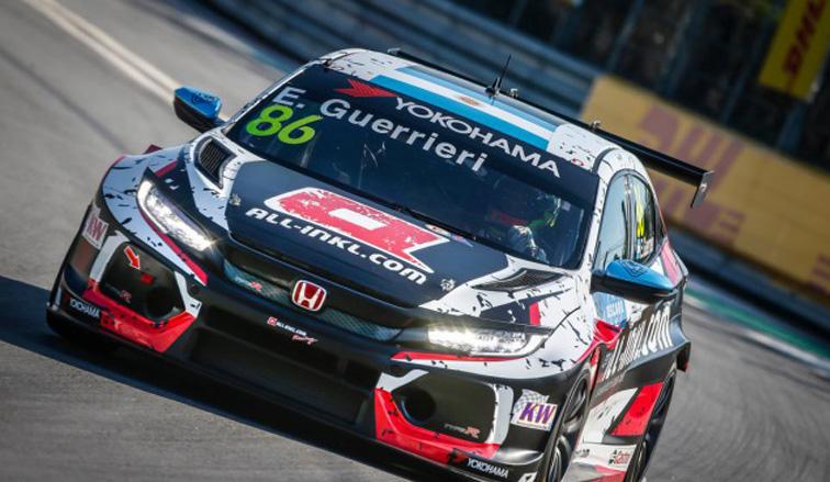 WTCR: Guerrieri consiguió el 2º puesto en Portugal