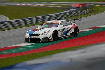 Masters GT: Guerrieri debutó en la categoría